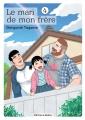 Couverture Le mari de mon frère, tome 4 Editions Akata (L) 2017