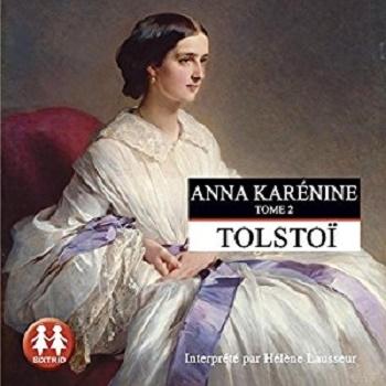 Couverture Anna Karénine, tome 2