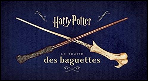 Couverture Harry Potter : Le traité des baguettes