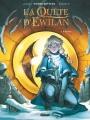 Couverture La quête d'Ewilan (BD), tome 5 : Al-Poll Editions Glénat (Grafica) 2017
