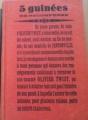 Couverture Oliver Twist / Les Aventures d'Oliver Twist Editions Autoédité 1964