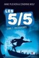 Couverture Les 5/5, tome 1 : En équilibre Editions XO (Jeunesse) 2017