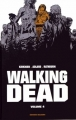 Couverture Walking dead, prestige, tome 4 Editions Delcourt 2017