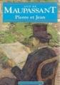 Couverture Pierre et  Jean Editions Maxi Poche (Classiques français) 1993