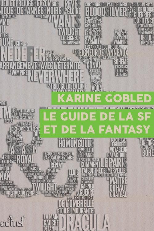 Couverture Le guide de la SF et de la fantasy