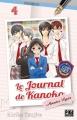 Couverture Le journal de Kanoko : Années lycées, tome 04 Editions Pika (Shôjo) 2017