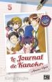 Couverture Le journal de Kanoko : Années lycées, tome 05 Editions Pika (Shôjo) 2017