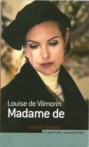 Couverture Madame de
