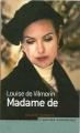 Couverture Madame de Editions France Loisirs (Courts romans & autres nouvelles) 1951
