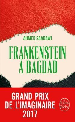 Couverture Frankenstein à Bagdad