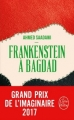Couverture Frankenstein à Bagdad Editions Le Livre de Poche 2017
