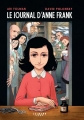 Couverture Le journal d'Anne Frank (BD) Editions Calmann-Lévy 2017