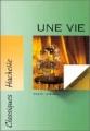 Couverture Une vie Editions Hachette (Repères) 1999