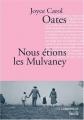 Couverture Nous étions les Mulvaney Editions Stock 2009