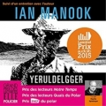 Couverture Yeruldelgger Editions Audiolib 2015