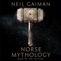 Couverture La mythologie viking Editions HarperAudio 2017