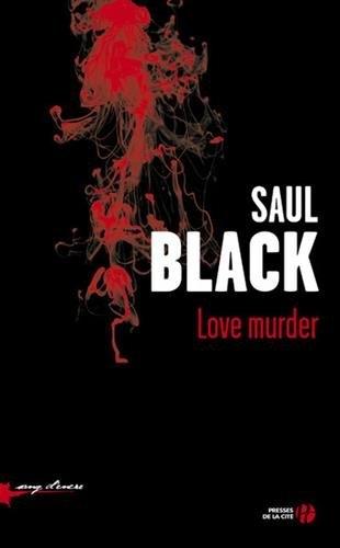 Couverture Love murder