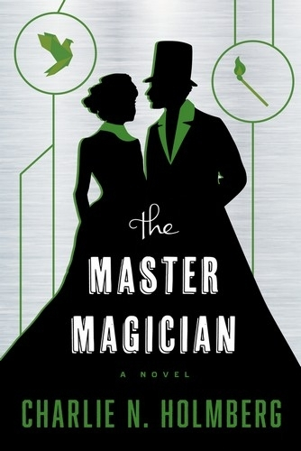 Couverture The paper magician, tome 3 : The master magician