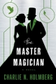 Couverture The paper magician, tome 3 : The master magician Editions Amazon Crossing 2017