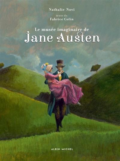 Couverture Le musée imaginaire de Jane Austen