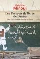 Couverture Les passeurs de livres de Daraya Editions Seuil 2017