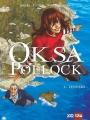 Couverture Oksa Pollock (BD), tome 2 : L'ennemi Editions XO / 12 bis 2016