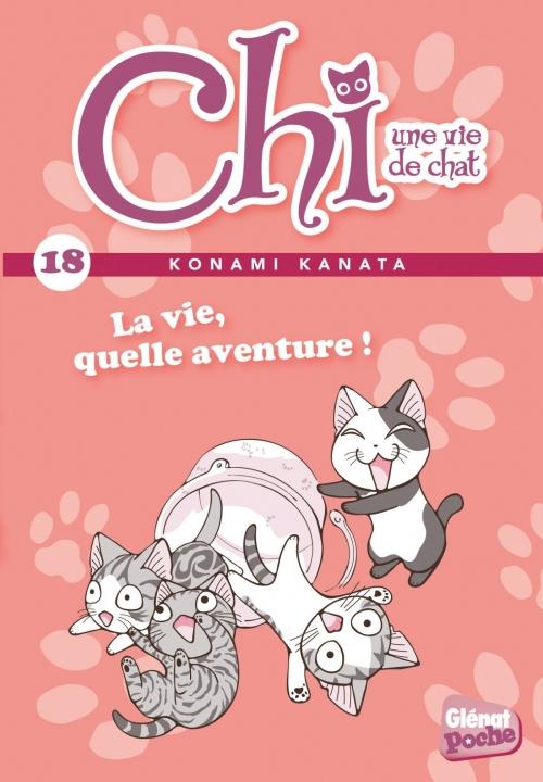 Couverture Chi : Une vie de chat, tome 18