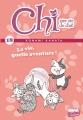 Couverture Chi : Une vie de chat, tome 18 Editions Glénat (Poche) 2017