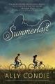 Couverture L'été de Summerlost Editions Random House 2016