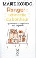 Couverture Ranger : L'étincelle du bonheur Editions J'ai Lu (Bien-être) 2017