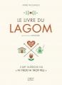 Couverture Le livre du lagom Editions First 2017