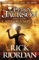 Couverture Percy Jackson, tome 5 : Le dernier olympien Editions Puffin Books 2013