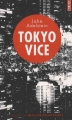Couverture Tokyo vice Editions Points 2017