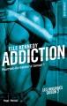Couverture Les insurgés, tome 2 : Addiction Editions Hugo & cie (New romance) 2017