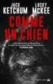 Couverture Comme un chien Editions Bragelonne (Thriller) 2017