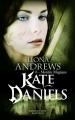 Couverture Kate Daniels, tome 6 : Montée Magique Editions Amazon 2014