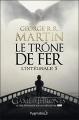 Couverture Le Trône de Fer, intégrale, tome 5 Editions Pygmalion 2014