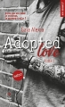 Couverture Adopted Love, tome 2 Editions Hugo & cie (Poche - New romance) 2017