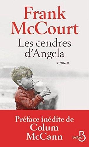 Couverture Une enfance irlandaise, tome 1 : Les Cendres d'Angela