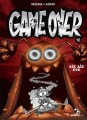 Couverture Game over, tome 16 :  Aïe aïe eye Editions Mad Fabrik 2017