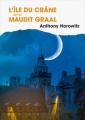 Couverture L'île du crâne suivi de Maudit Graal Editions France loisirs 2017