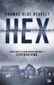 Couverture Hex Editions Bragelonne (L'Ombre) 2017