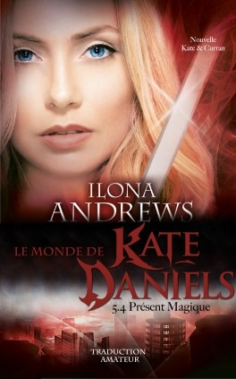 Couverture Kate Daniels, tome 5.4