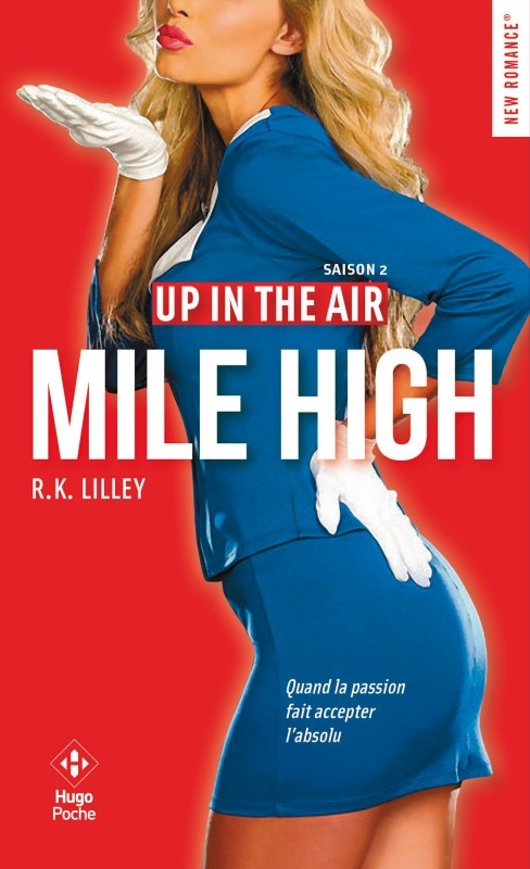 Couverture En l'air / Up in the air, tome, tome 2 : Mile high