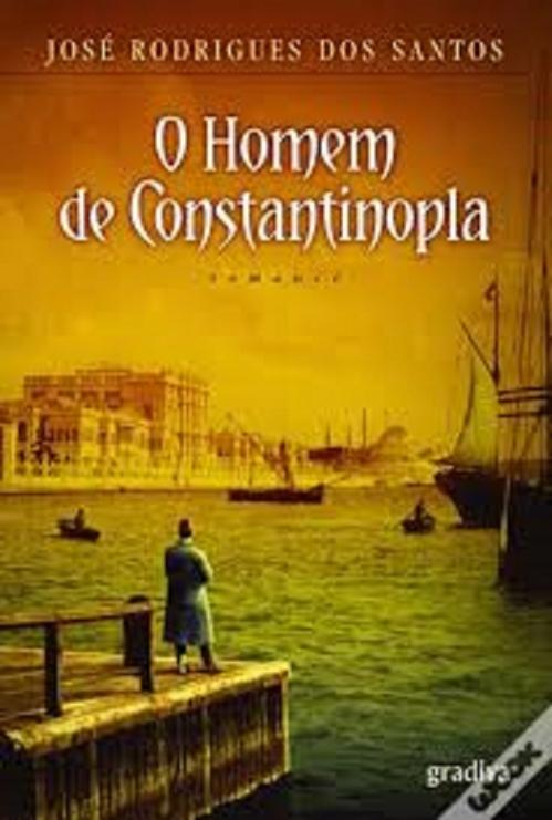 Couverture O homem de Constantinopla