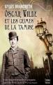 Couverture Oscar Wilde et les crimes de la Tamise Editions Terra Nova 2017