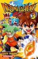 Couverture Inazuma Eleven Go, tome 3 Editions Kurokawa 2014