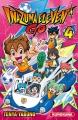 Couverture Inazuma Eleven Go, tome 4 Editions Kurokawa 2014