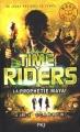 Couverture Time riders, tome 8 : La prophétie maya Editions Pocket (Jeunesse) 2017