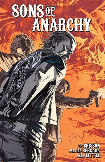 Couverture Sons of anarchy, tome 4